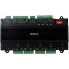 Centrala de control Dahua ASC2104B-T, Modul Slave 4 usi un singur sens, suporta 20.000 carduri valide ?i 30.000 inregistrari, Wiegand sau RS-485