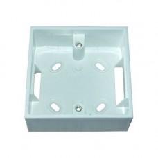 Accesoriu control acces PXW BOX-01, Cutie plastic alb
