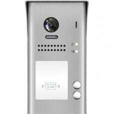 Post exterior videointerfon V-tech DT607 cu cititor ID, 2 butoane