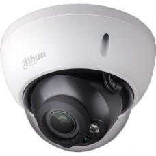Camera de supraveghere Dahua HAC-HDBW1200R-VF, HD-CVI, Dome, 2MP 1080p, CMOS 1/2.7'', 2.7-13.5mm, 2 LED Arrays, IR 30m, IP67/IK10, Carcasa metal