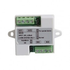 Accesoriu interfonie V-tech Controler/distributor de semnal, Doua posturi, Seria DT