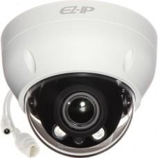 Camera de supraveghere Dahua EZ-IP IPC-D2B20-ZS-2812 Dome, 2MP, CMOS 1/2.7, lentila motorizata 2.8-12mm, 2 LED, IR 30M, IP67,MicroSD,carcasa plastic
