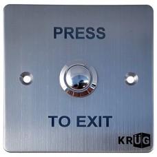 Accesoriu control acces KrugTechnik Buton iesire, KMB886