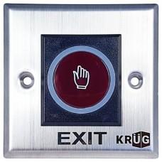 Accesoriu control acces KrugTechnik Buton iesire KTBK2, Senzor Touchless