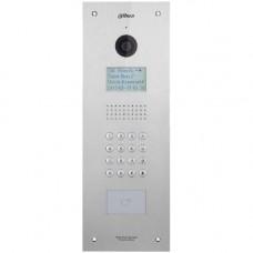 Post exterior videointerfon Dahua VTO1210C-X, Blocuri, Camera HD 1.3MP, Cititor Mifare, IP54, IK07