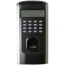 Biometric ZkSoftware F7, Senzor amprenta digitala, Ecran LCD