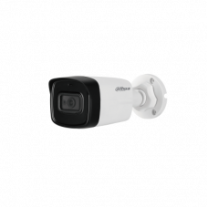 "Camera bullet HDCVI si analogica 2MP,HAC-HFW1200TL-A-0280B, CMOS 1/2.7"", 2.8mm, IR 80m, Built-in mic, IP67"