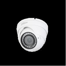 Camera Analogica Dahua HAC-HDW1400R-VF, HD-CVI, Dome, 4MP, CMOS 1/3'', 2.7-13.5mm, 20 LED, IR 30m, IP67, Carcasa metal
