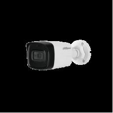Camera Analogica Dahua HAC-HFW1200TL-A-0360B, Bullet, 2MP 1080P, CMOS 1/2.7'', 3.6mm, IP67, Carcasa metal