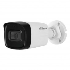 Camera Analogica Dahua HAC-HFW1500TL-A-0360B, HD-CVI, Bullet, 5MP 1080P, CMOS 1/2.7'', 3.6mm, IR 80m, IP67, Carcasa metal + plastic