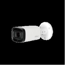 Camera de supraveghere Dahua HAC-HFW1200R-Z-IRE6 HD-CVI Bullet, 2MP 1080P, CMOS 1/2.7'', 2.7-12mm, 4 LED Array, IR 60m, IP67, Carcasa metal